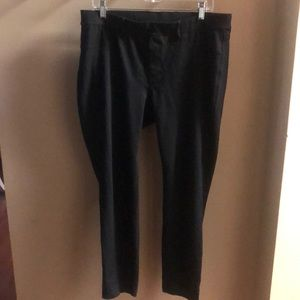 Eddie Bauer Ponte Pull-on Skinny Pants